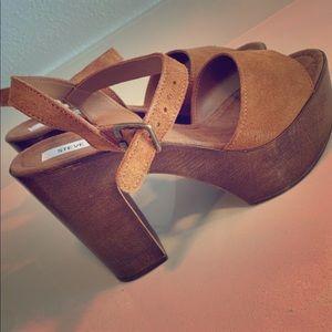 Steve Madden chunky sandals